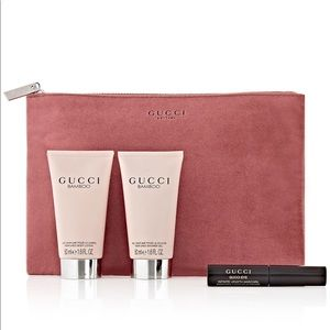 Accessories - Gucci beauty set new